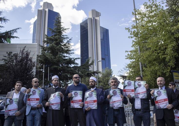 Turkish police believe journalist Jamal Khashoggi was murdered in Saudi consulate