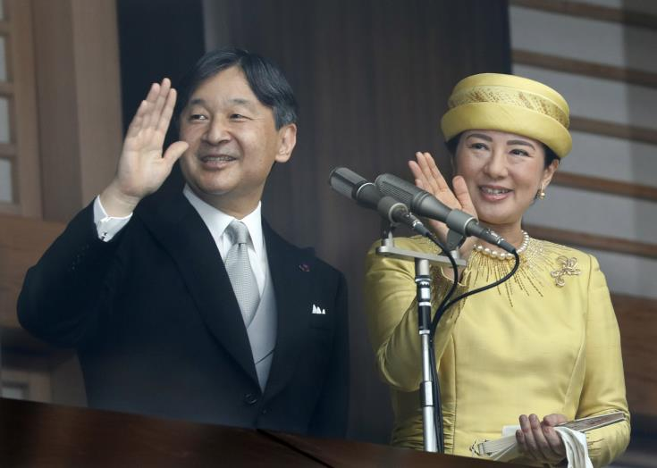 Cyprus President to attend Enthronement Ceremony of Japan's Emperor