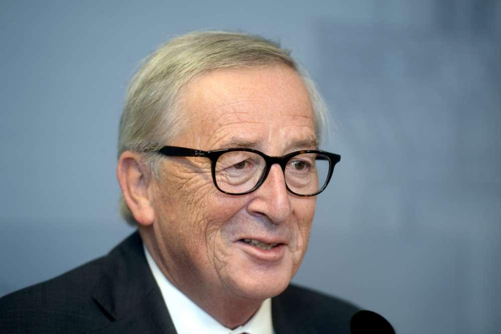EU's Juncker tells Britain: no-deal Brexit will hurt you the most