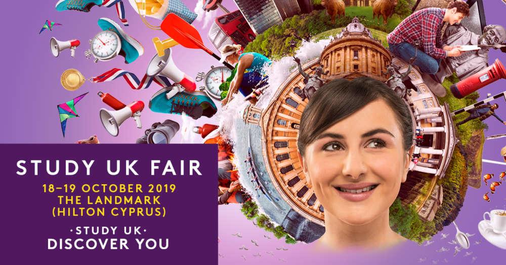 Study UK Fair 2019 – Discover You