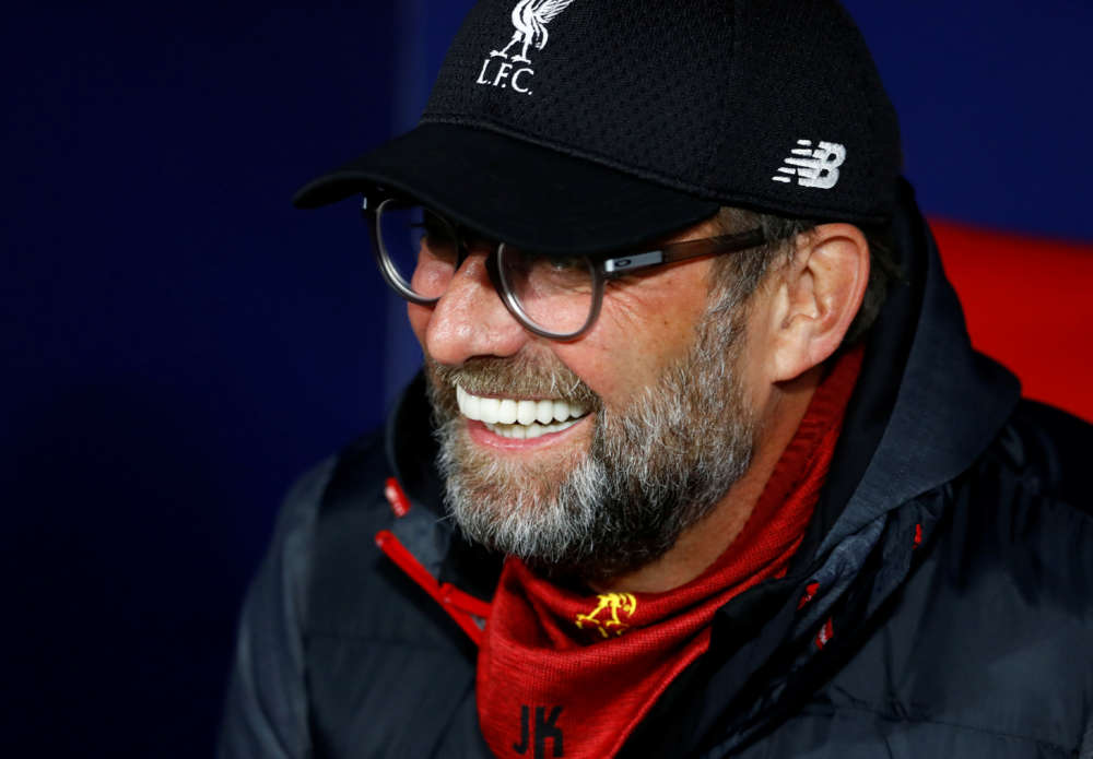 Young United fan's cheeky request gets warm response from Liverpool's Klopp
