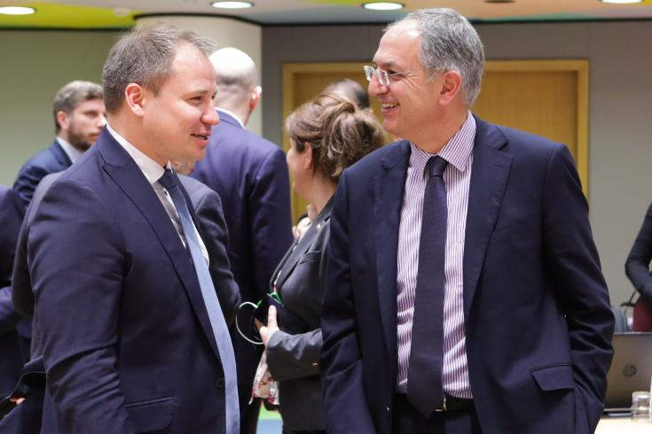 Environment Minister discusses climate change at the EU28 Environment Ministers meeting