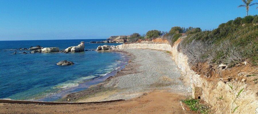 Kafizis Beach - Blue Flag