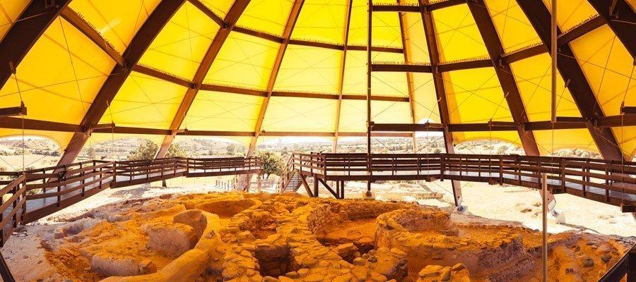Kalavasos - Tenta Archaeological Site