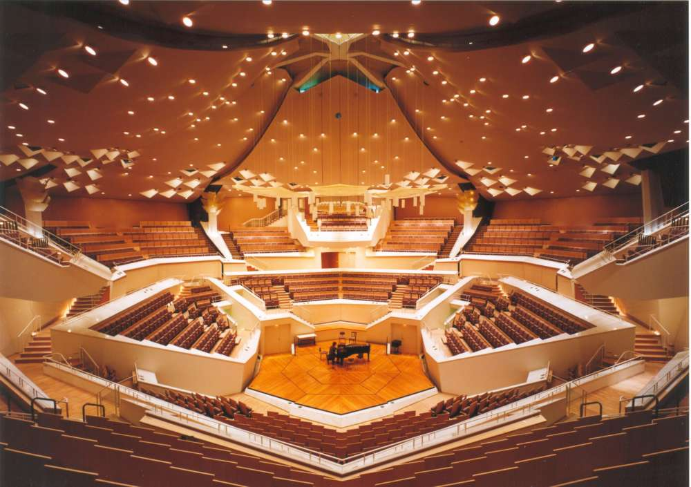 Live streaming from Berlin Philharmonic Orchestra to help you #stayhome