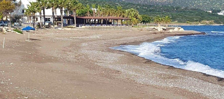 Kampos tou Souliou (Souli) Beach - Blue Flag