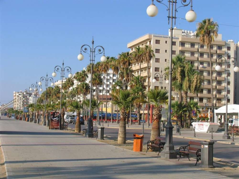 Larnaca on the development path