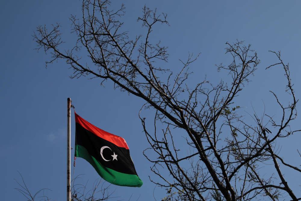 Flights suspended inLibya's capital as violence intensifies