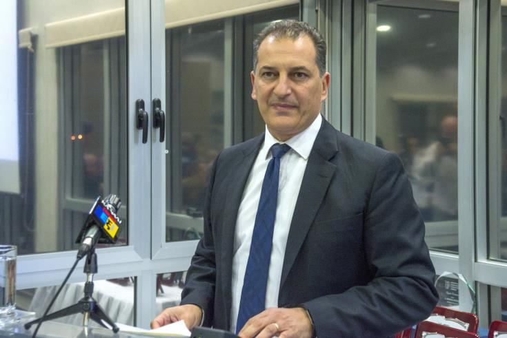Lakkotrypis gives assurances over no deal Brexit impact on exports