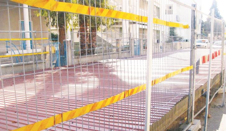 Ancient mosaic leads to five year closure of Larnaca road