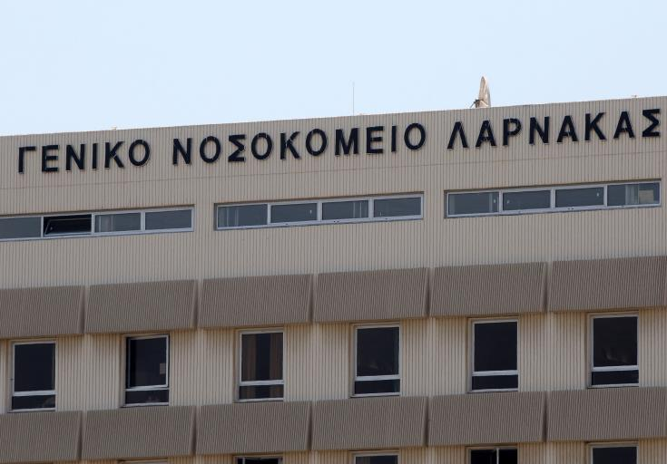 Larnaca: 79 year old pedestrian hospitalised after being hit by car
