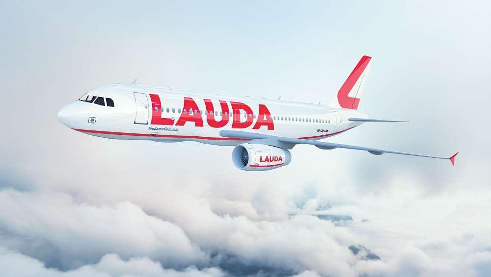 Laudamotion launching twice weekly Larnaca-Vienna flights