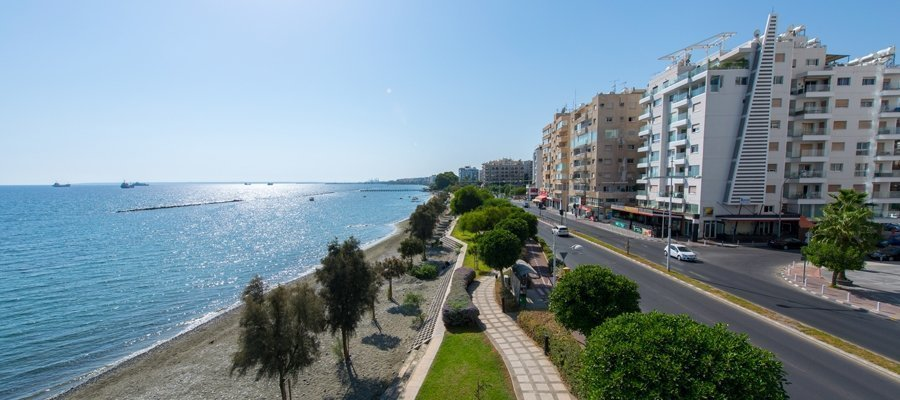 Lemesos 1 - Lemesos (Limassol) - Ancient Amathous Cycling Route