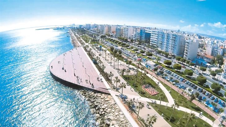 Limassol in 86th place on Mercer's Quality of Living ranking