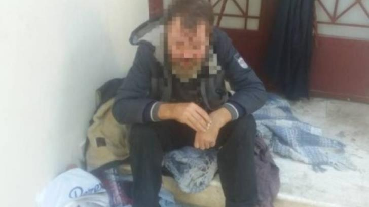 Homeless man found living outside Limassol cemetery