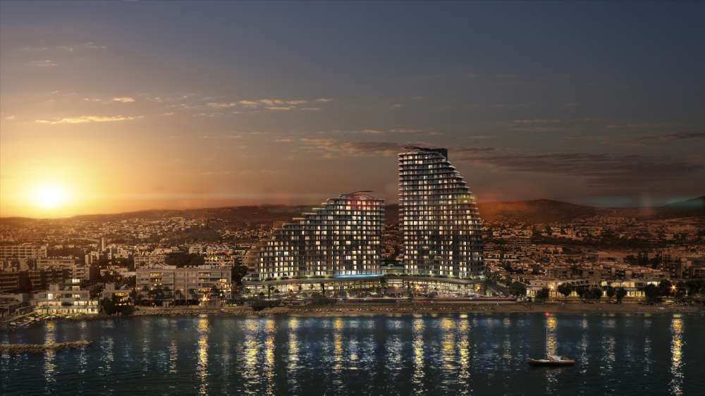 Limassol Del Mar construction in full swing (timelapse video)