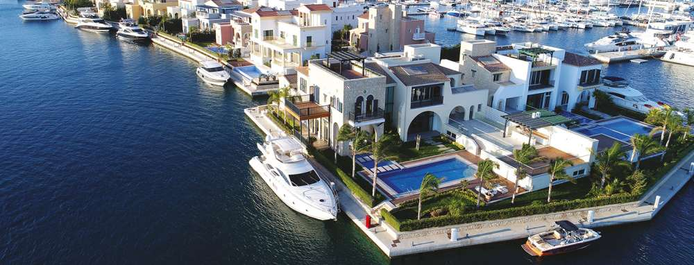 Limassol Marina Cyprus