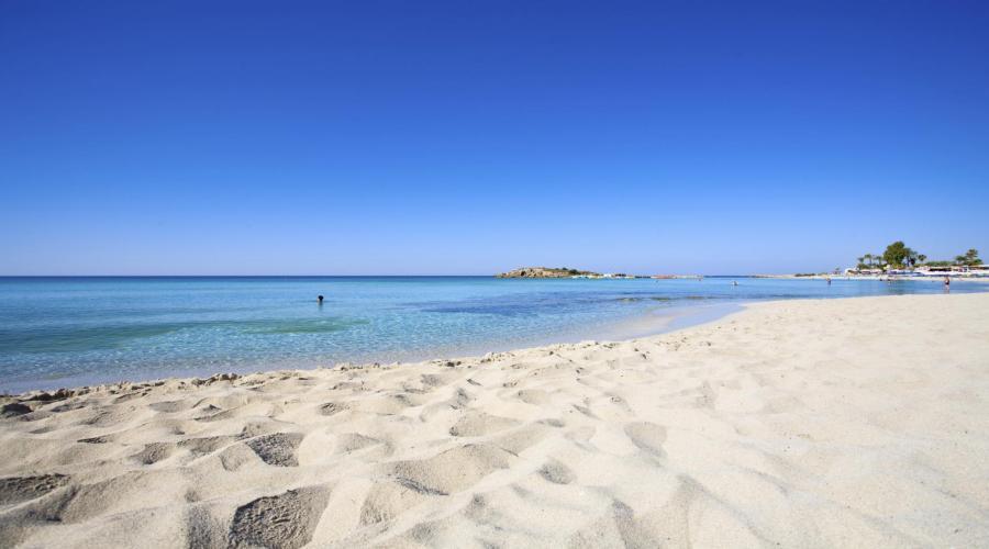 Limnara (Kermia) Beach - Blue Flag
