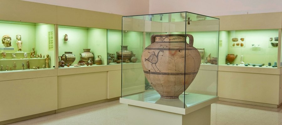 Local Archaeological Museum of Marion-Arsinoe