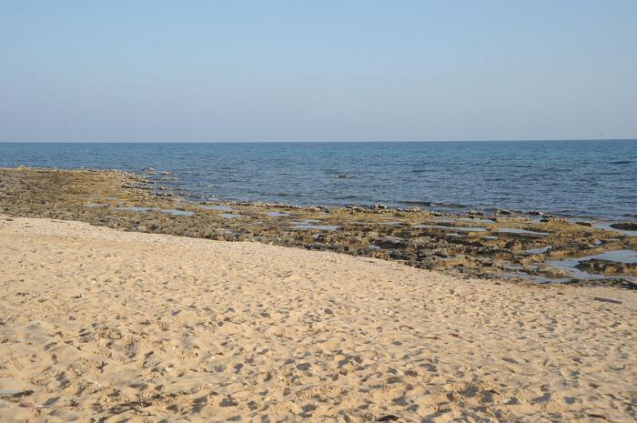 Loukkos tou Mandi Beach - Blue Flag