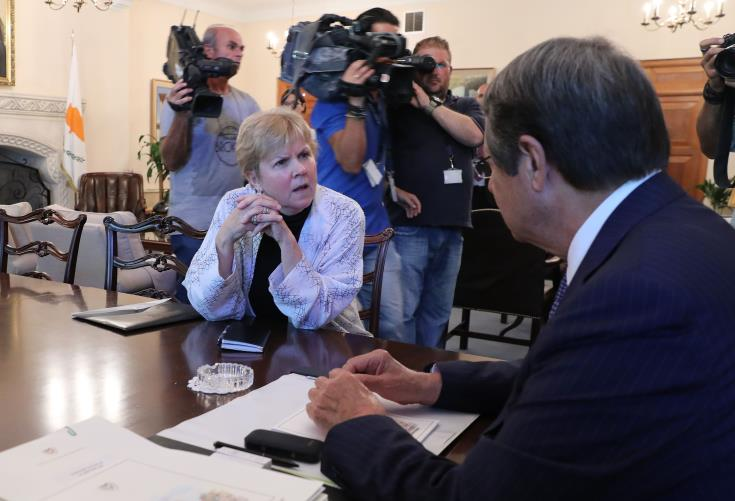Lute expected to submit her report to UNSG around September 17