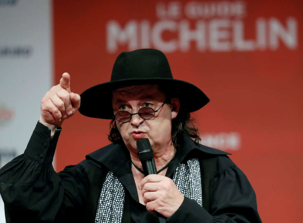 Hard cheese? French chef loses court case over lost Michelin star