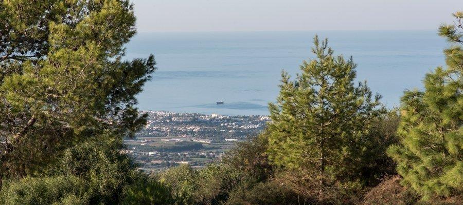 Main 14 - Stavros tis Psokas - Panagia - Pafos (Paphos) Cycling Route