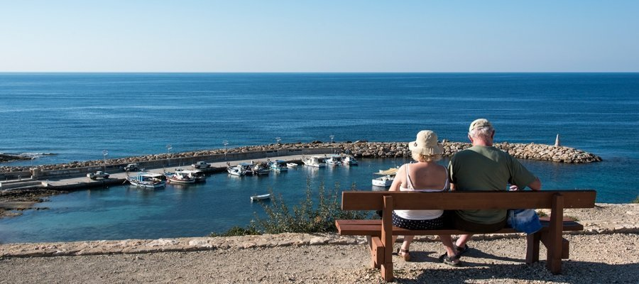 Main 16 - Pafos (Paphos) - Pegeia - Polis Cycling Route