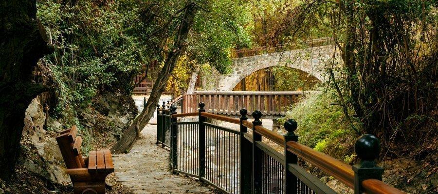 Main 3 - Lefkosia (Nicosia) - Solea Valley Cycling Route
