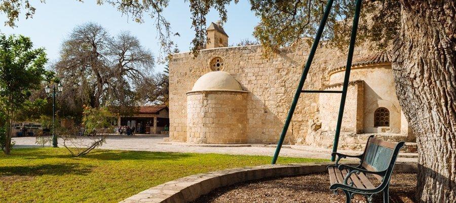 Main 8 - Larnaka (Larnaca) - Kofinou - Dali Cycling Route