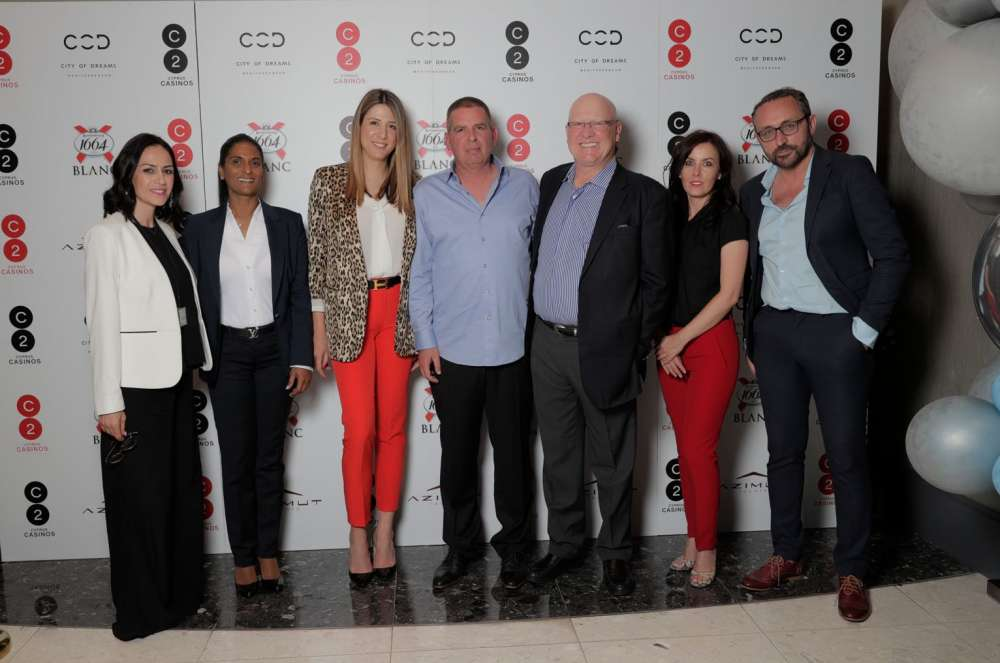 "Cyprus Casinos ""C2"" sponsors the Exclusive Superyachts Event"
