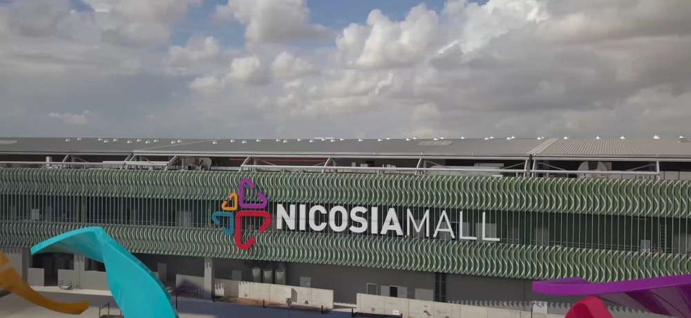 How to get to Nicosia Mall (video)
