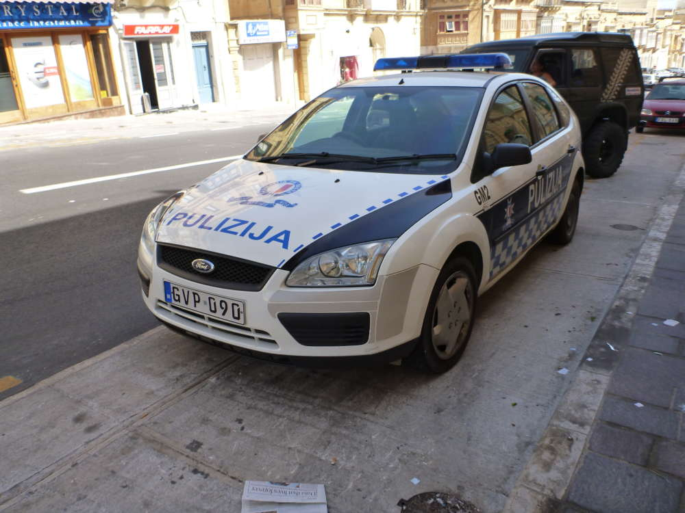 More than half of Malta's traffic police arrested for fraud