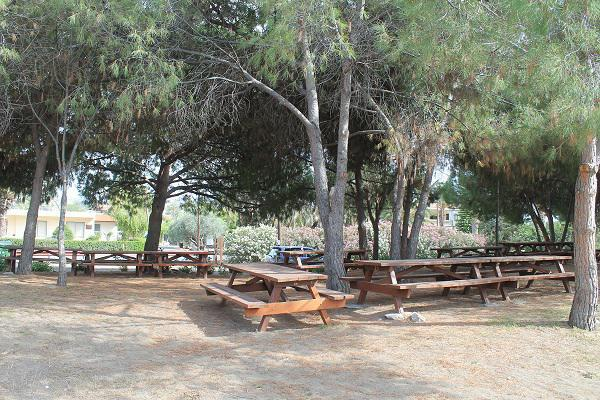 Mavralis Picnic Site