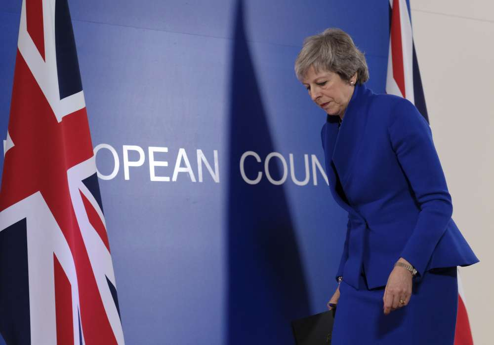 EU agrees 'best possible' Brexit deal