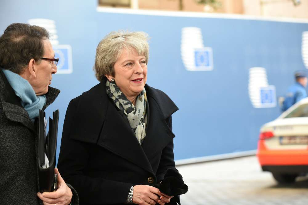 Brexit pressure rises