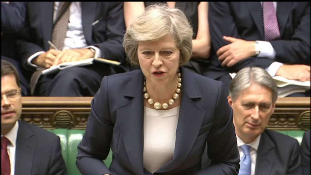 May faces Brexit moment of truth in parliament