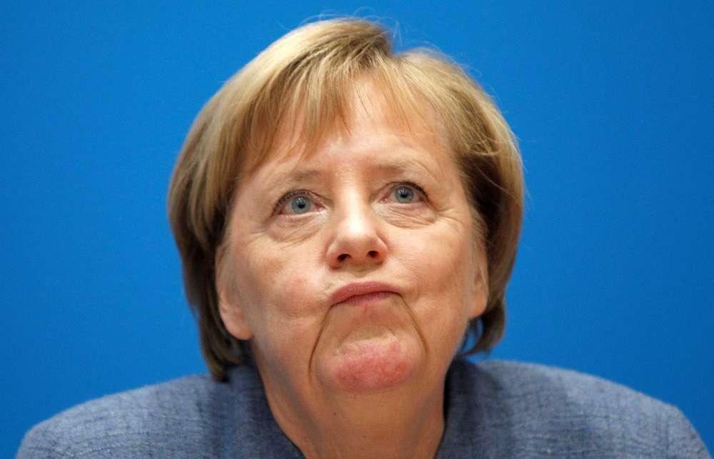 Merkel's conservatives quarrel over party's future