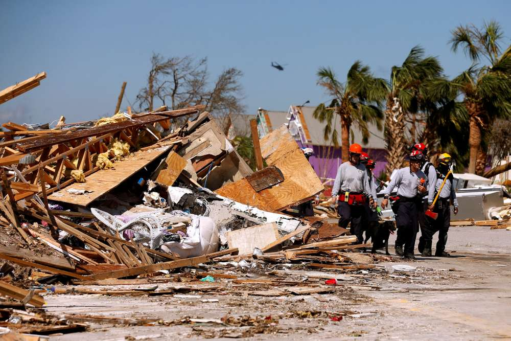 Death toll from Michael seen rising as Florida towns remain cut off