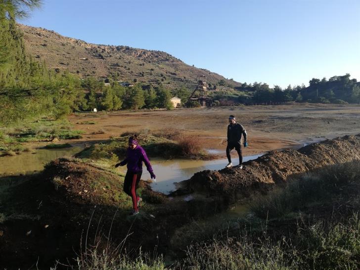 Mitsero Mine Run (pictures)