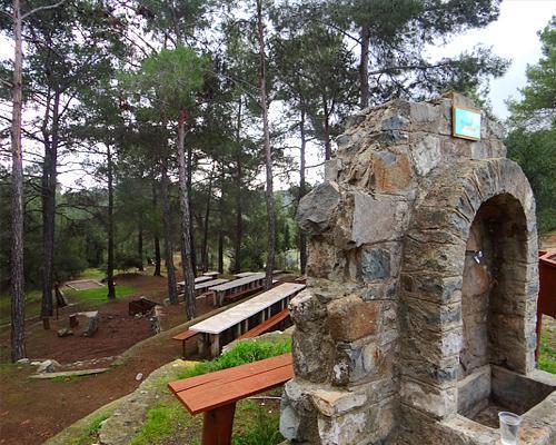 Monashilaka Picnic Site Pafos District