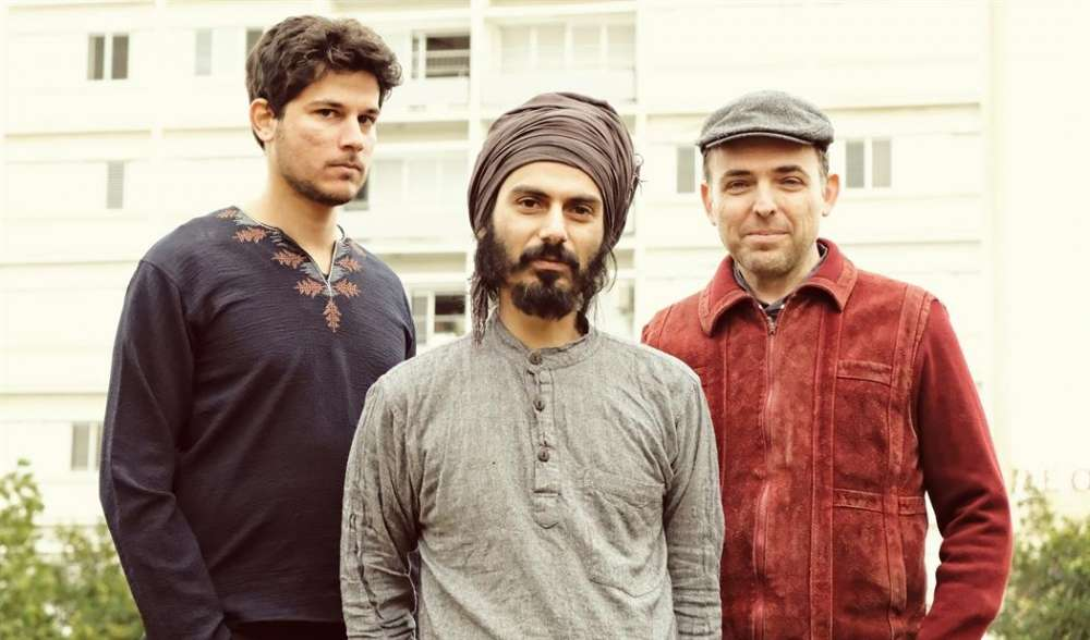Cypriot band Monsieur Doumani is Songlines' Best Group for 2019 (video)