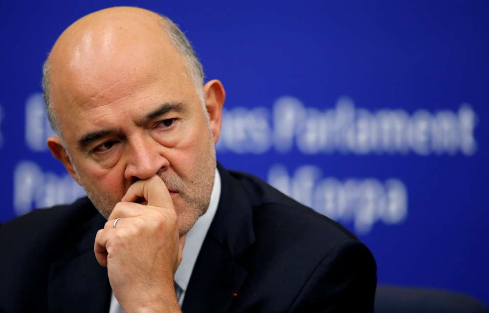 EU could impose sanctions if no deal with Italy