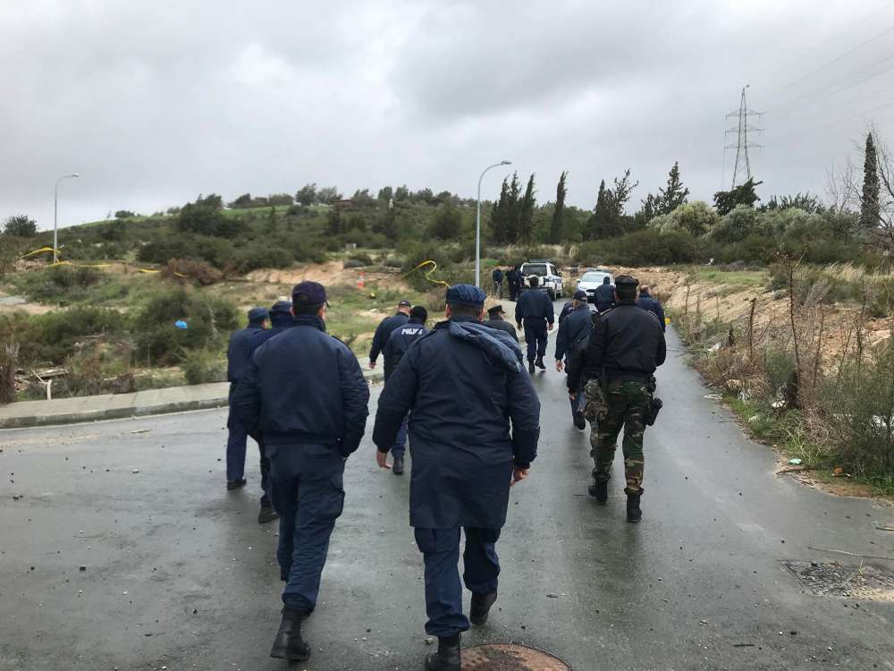 Limassol murder: police searching for evidence - €4