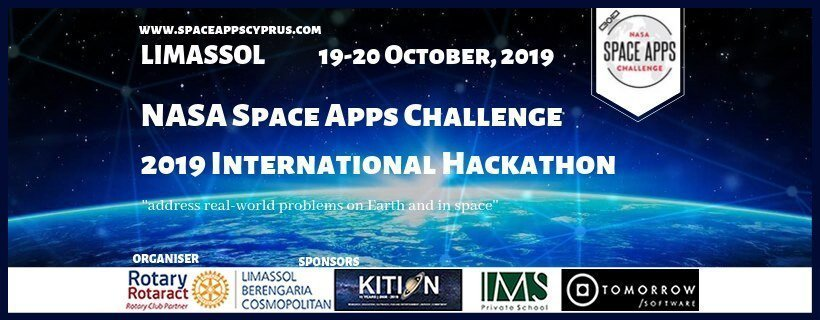 NASA Space Apps Challenge at IMS Private School