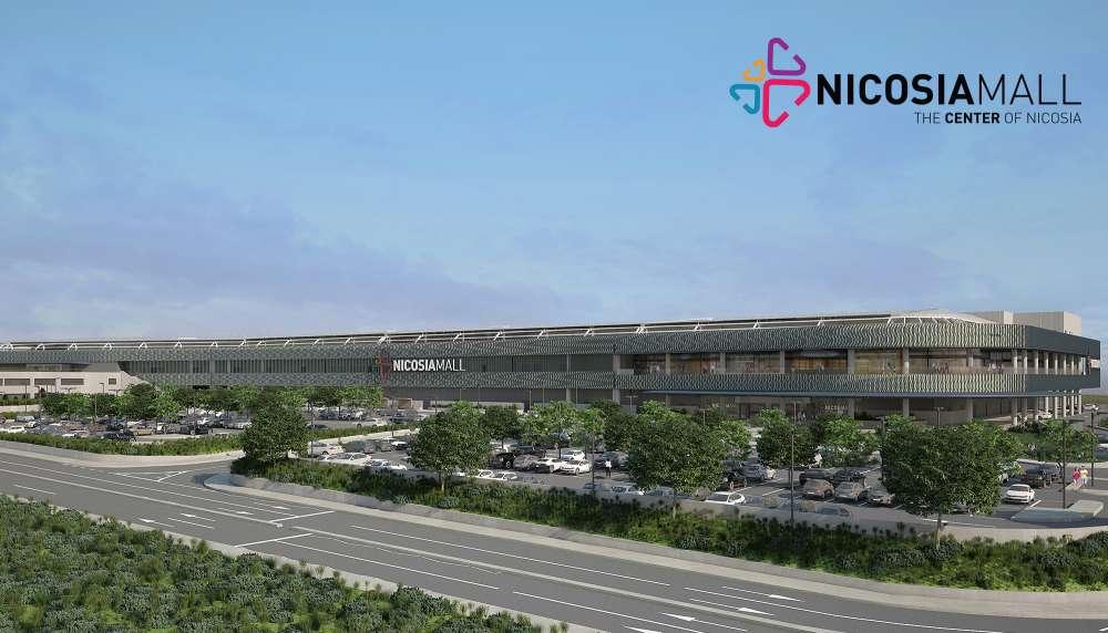 Nicosia Mall to open on November 21