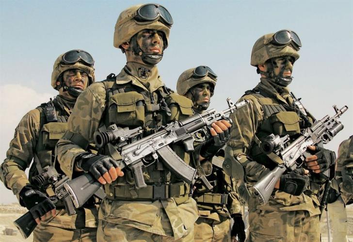 National Guard to demolish three army camps