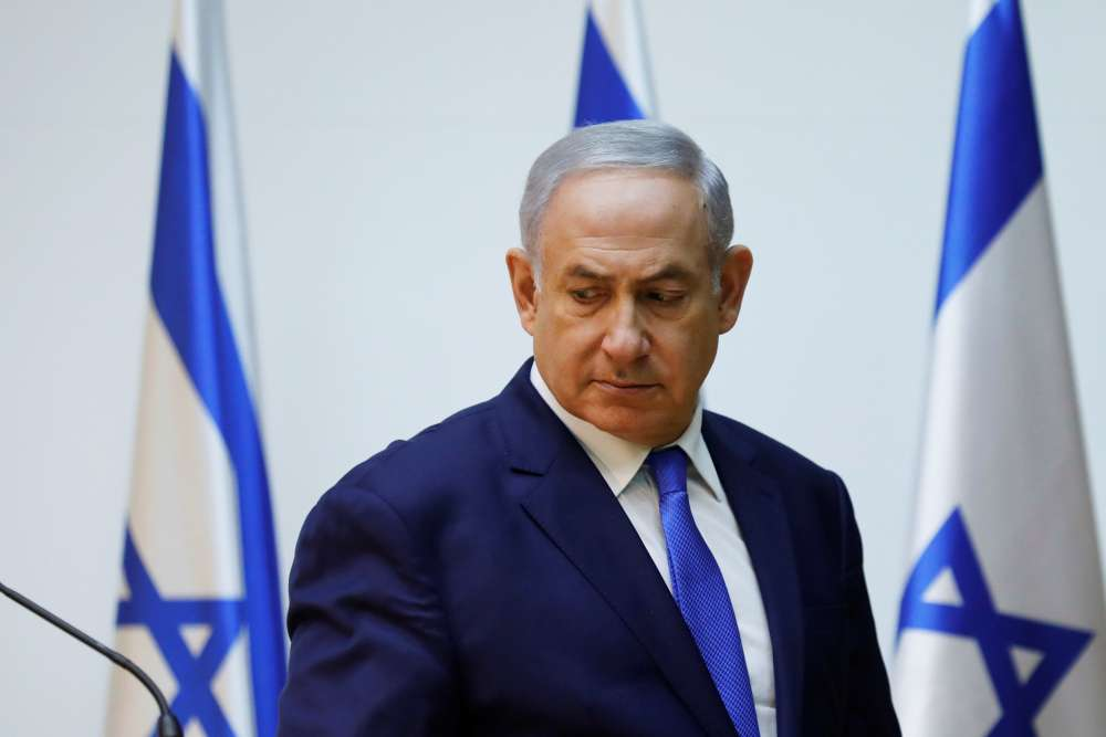 Israel to hold early election in April - Netanyahu spokesman