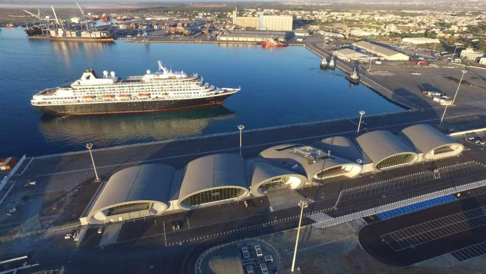 Coronavirus: Trade activities as normal at DP World Limassol port terminal