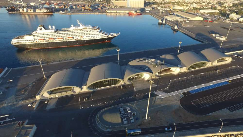 "DP World Limassol wins ""Most Efficient Cruise Terminal"" award"